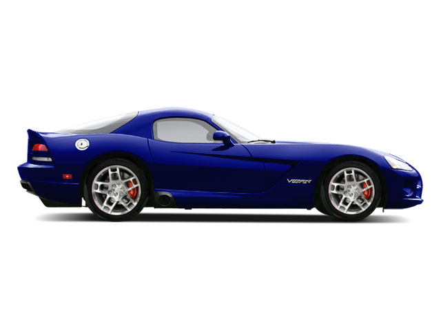 Viper GTS Blue 2010 Dodge Viper Pictures Viper 2 Door Coupe photos side view