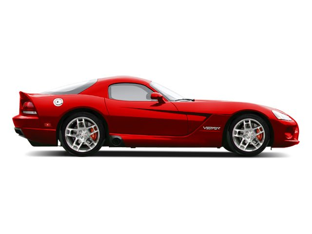 Viper Red 2010 Dodge Viper Pictures Viper 2 Door Coupe photos side view