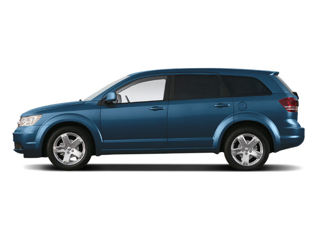 Deep Water Blue Pearl 2010 Dodge Journey Pictures Journey Utility 4D SE 2WD photos side view