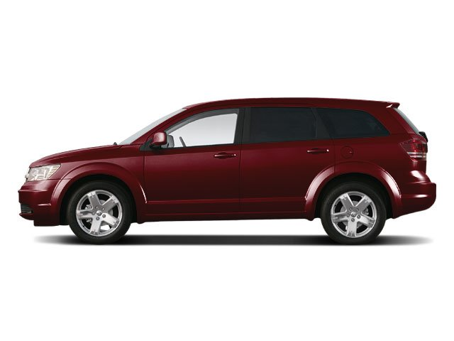 Inferno Red Crystal Pearl 2010 Dodge Journey Pictures Journey Utility 4D R/T AWD photos side view
