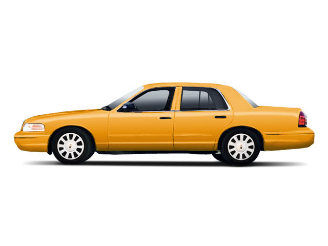 School Bus Yellow 2010 Ford Crown Victoria Pictures Crown Victoria Sedan 4D S photos side view