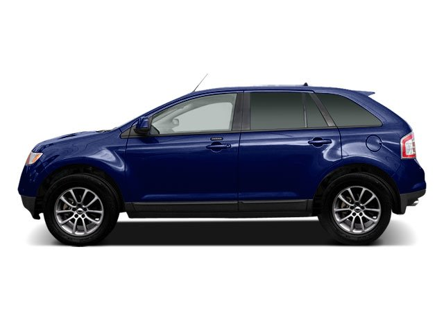 Dark Ink Blue Metallic 2010 Ford Edge Pictures Edge Wagon 4D SEL 2WD photos side view