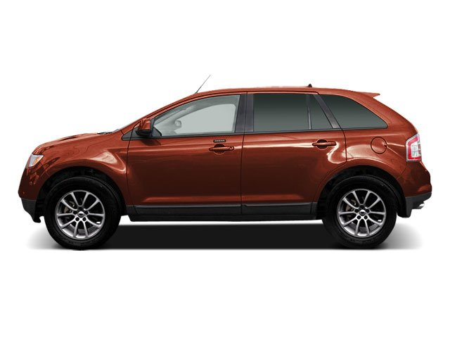 Cinnamon Metallic 2010 Ford Edge Pictures Edge Wagon 4D SEL 2WD photos side view