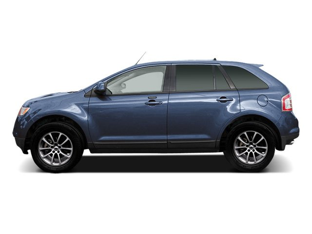 Sport Blue Metallic 2010 Ford Edge Pictures Edge Wagon 4D Sport 2WD photos side view