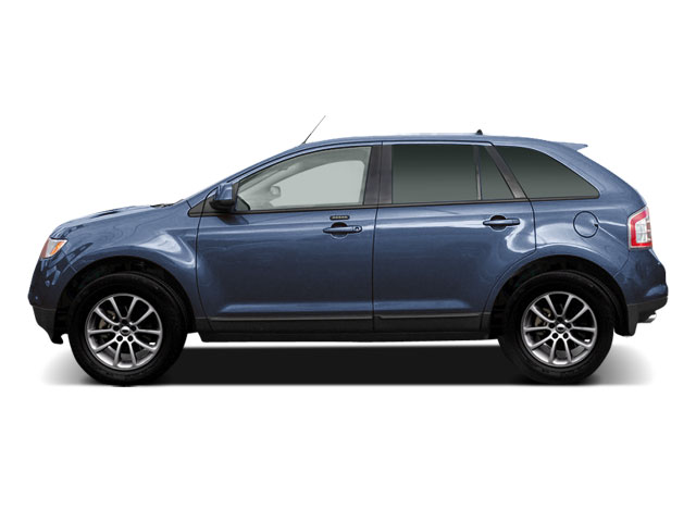 Sport Blue Metallic 2010 Ford Edge Pictures Edge Wagon 4D Sport AWD photos side view