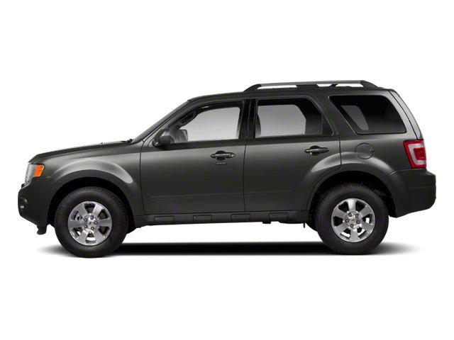 Sterling Grey Metallic 2010 Ford Escape Pictures Escape Utility 4D XLT 2WD (V6) photos side view