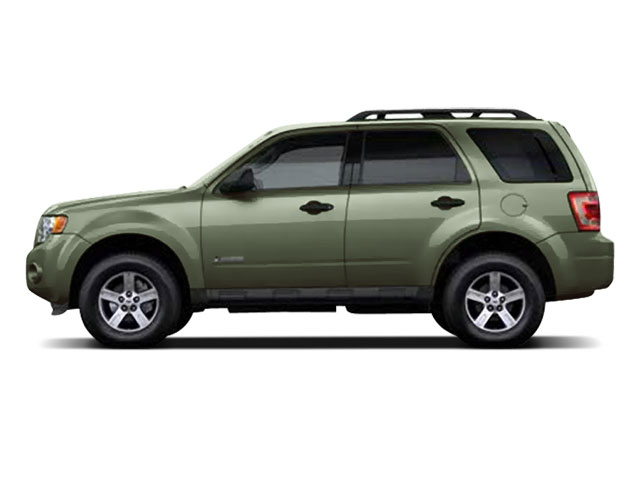 Kiwi Green Metallic 2010 Ford Escape Pictures Escape Util 4D Hybrid Limited 2WD (4 Cyl) photos side view