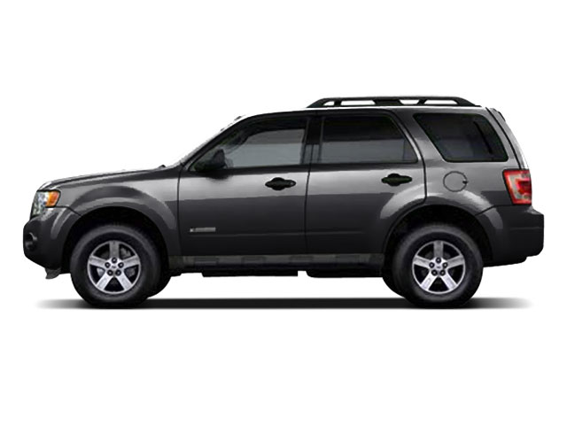Black Pearl Slate Metallic 2010 Ford Escape Pictures Escape Util 4D Hybrid Limited 2WD (4 Cyl) photos side view