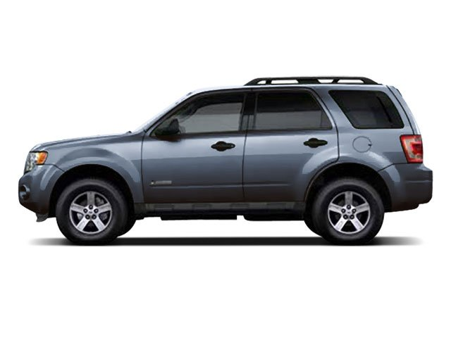 Steel Blue Metallic 2010 Ford Escape Pictures Escape Util 4D Hybrid Limited 2WD (4 Cyl) photos side view