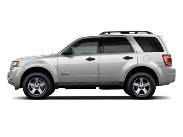 Ingot Silver Metallic 2010 Ford Escape Pictures Escape Util 4D Hybrid Limited 2WD (4 Cyl) photos side view