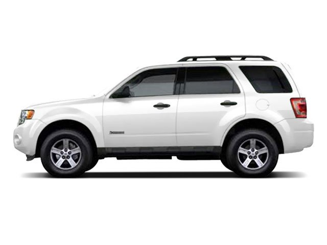 White Suede 2010 Ford Escape Pictures Escape Util 4D Hybrid Limited 2WD (4 Cyl) photos side view