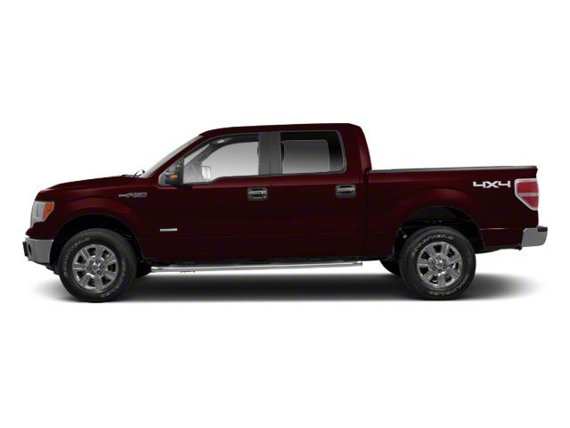 Lava Metallic 2010 Ford F-150 Pictures F-150 SuperCrew Harley-Davidson 2WD photos side view