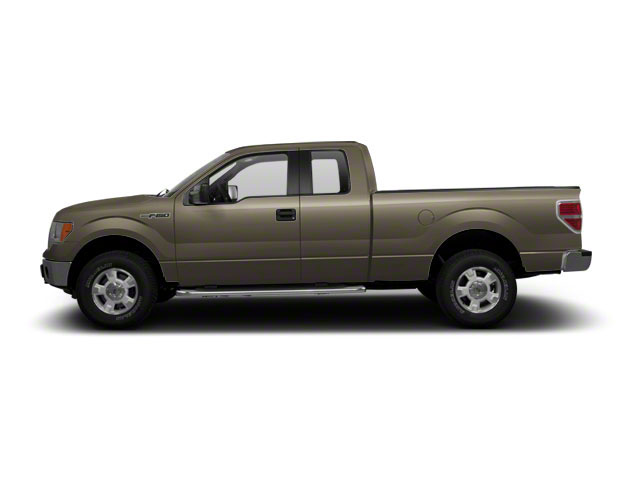 Pueblo Gold Metallic 2010 Ford F-150 Pictures F-150 Supercab XLT 4WD photos side view