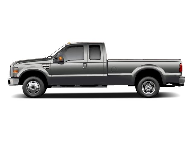 Sterling Grey Metallic 2010 Ford Super Duty F-350 DRW Pictures Super Duty F-350 DRW Supercab XL 4WD photos side view