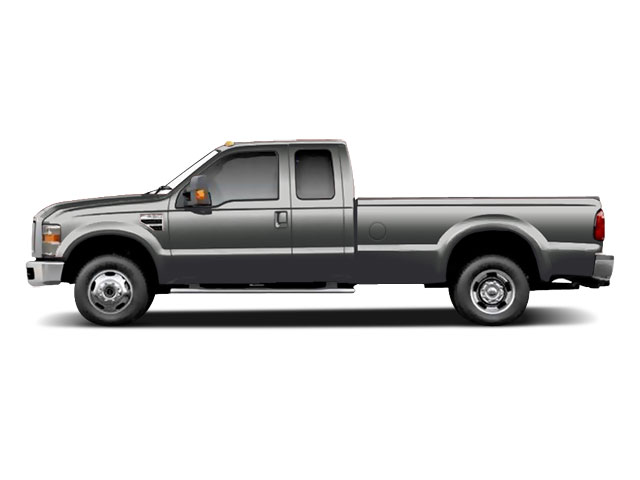 Sterling Grey Metallic 2010 Ford Super Duty F-350 DRW Pictures Super Duty F-350 DRW Supercab Lariat 4WD photos side view