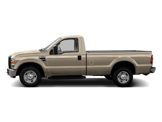 Pueblo Gold Metallic 2010 Ford Super Duty F-350 DRW Pictures Super Duty F-350 DRW Regular Cab XLT 4WD photos side view