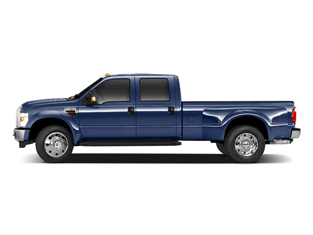 Dark Blue Pearl 2010 Ford Super Duty F-450 DRW Pictures Super Duty F-450 DRW Crew Cab Lariat 2WD T-Diesel photos side view
