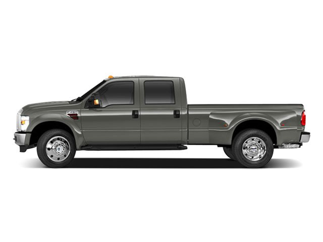 Sterling Grey Metallic 2010 Ford Super Duty F-450 DRW Pictures Super Duty F-450 DRW Crew Cab Lariat 2WD T-Diesel photos side view