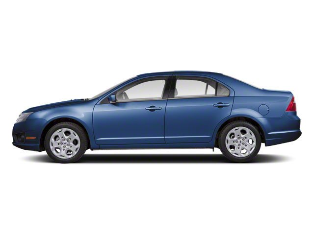 Sport Blue Metallic 2010 Ford Fusion Pictures Fusion Sedan 4D SEL AWD photos side view