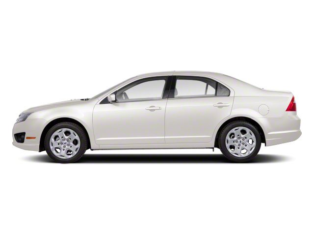 White Platinum Metallic Tri-Coat 2010 Ford Fusion Pictures Fusion Sedan 4D SEL AWD photos side view