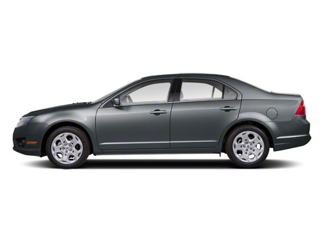 Sterling Gray Metallic 2010 Ford Fusion Pictures Fusion Sedan 4D SEL AWD photos side view