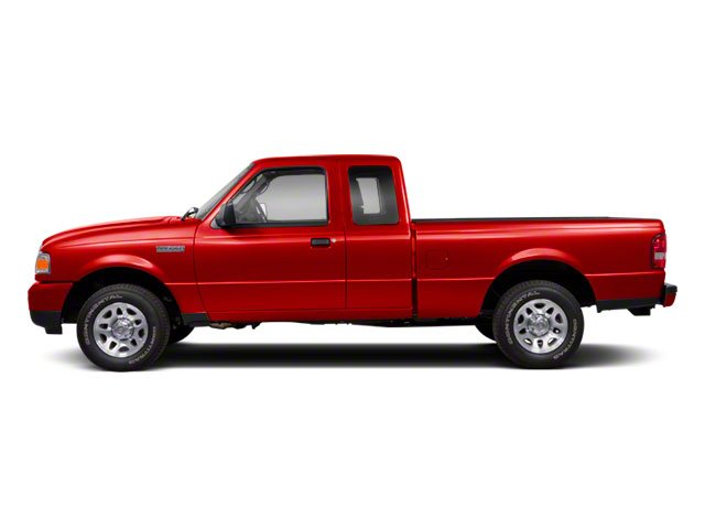 Redfire Metallic 2010 Ford Ranger Pictures Ranger Supercab 2D Sport photos side view