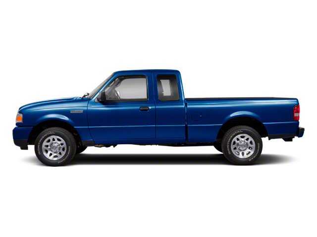 Vista Blue Metallic 2010 Ford Ranger Pictures Ranger Supercab 2D Sport photos side view