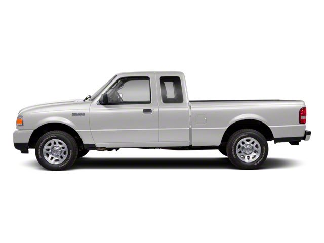 Oxford White 2010 Ford Ranger Pictures Ranger Supercab 2D Sport photos side view