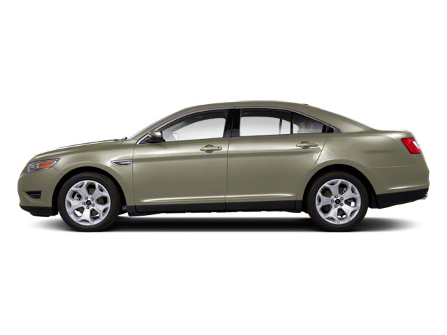 Gold Leaf Metallic 2010 Ford Taurus Pictures Taurus Sedan 4D Limited AWD photos side view
