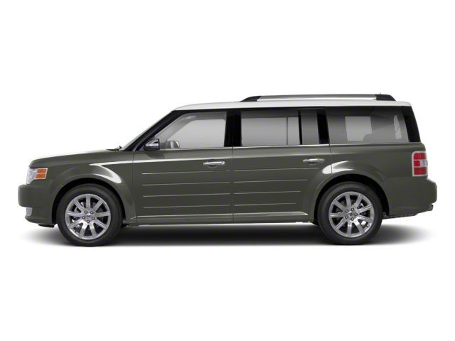 Sterling Grey Metallic 2010 Ford Flex Pictures Flex Wagon 4D SEL 2WD photos side view