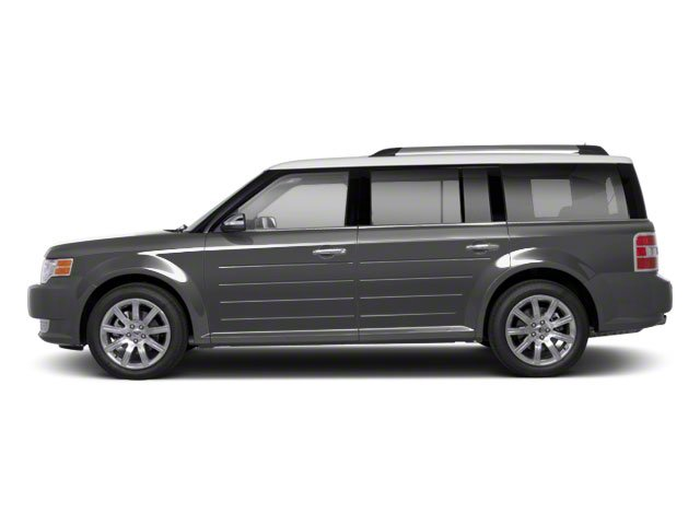 Ingot Silver Metallic 2010 Ford Flex Pictures Flex Wagon 4D SEL 2WD photos side view