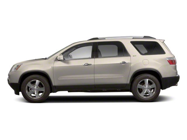Gold Mist Metallic 2010 GMC Acadia Pictures Acadia Wagon 4D SL 2WD photos side view