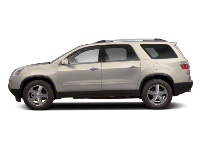 Gold Mist Metallic 2010 GMC Acadia Pictures Acadia Wagon 4D SL AWD photos side view