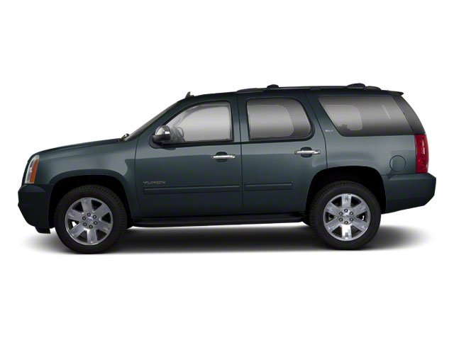Stealth Gray Metallic 2010 GMC Yukon Pictures Yukon Utility 4D SLE 4WD photos side view