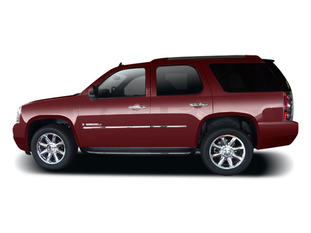 Red Jewel Tintcoat 2010 GMC Yukon Pictures Yukon Utility 4D AWD photos side view