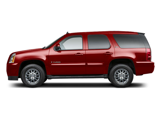 Red Jewel Tintcoat 2010 GMC Yukon Hybrid Pictures Yukon Hybrid Utility 4D Hybrid 2WD photos side view