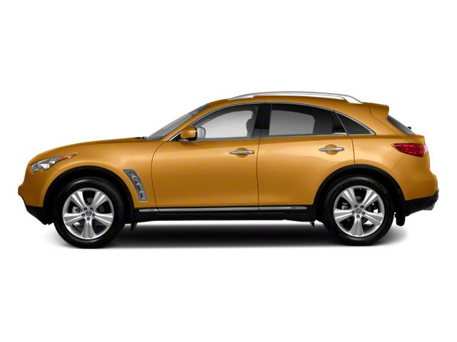 Mojave Copper 2010 INFINITI FX35 Pictures FX35 FX35 AWD photos side view