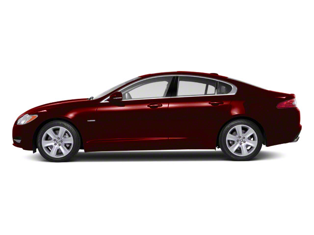 Radiance 2010 Jaguar XF Pictures XF Sedan 4D Supercharged photos side view
