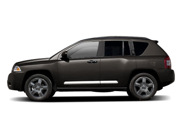 Dark Charcoal Pearl 2010 Jeep Compass Pictures Compass Utility 4D Latitude 2WD photos side view