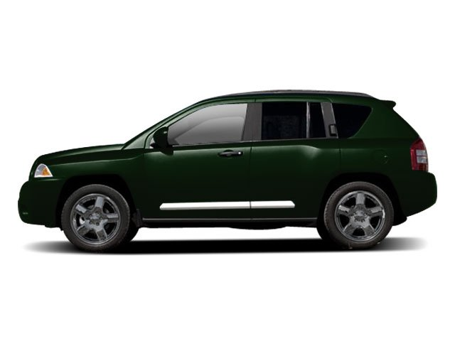 Natural Green Pearl 2010 Jeep Compass Pictures Compass Utility 4D Latitude 2WD photos side view