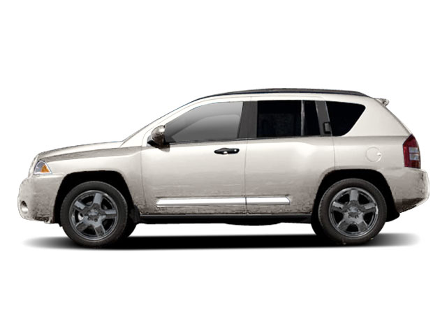 Stone White 2010 Jeep Compass Pictures Compass Utility 4D Latitude 2WD photos side view