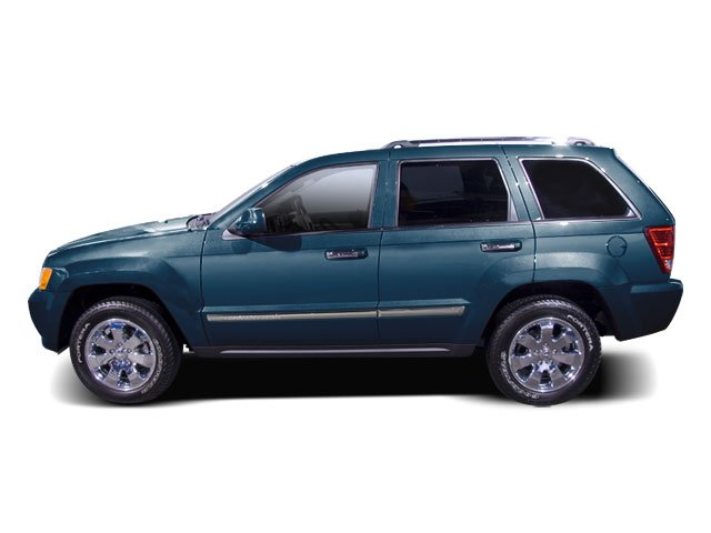 Modern Blue Pearl 2010 Jeep Grand Cherokee Pictures Grand Cherokee Utility 4D Laredo 2WD photos side view
