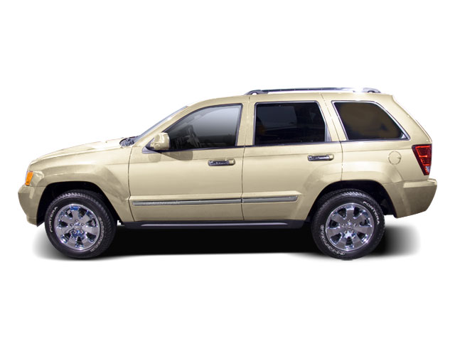 Light Graystone Pearl 2010 Jeep Grand Cherokee Pictures Grand Cherokee Utility 4D Laredo 2WD photos side view