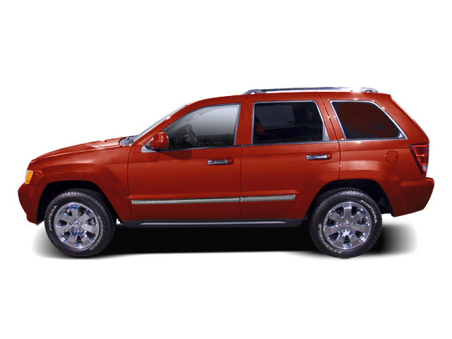 Inferno Red Crystal Pearl 2010 Jeep Grand Cherokee Pictures Grand Cherokee Utility 4D Laredo 2WD photos side view