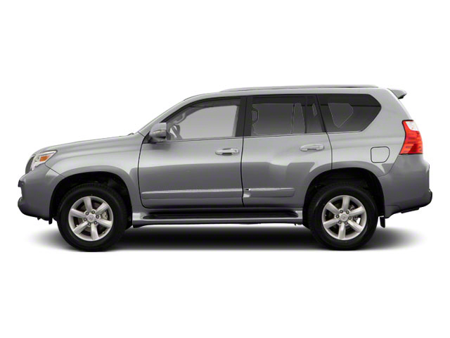 Tungsten Pearl 2010 Lexus GX 460 Pictures GX 460 Utility 4D Premium 4WD photos side view