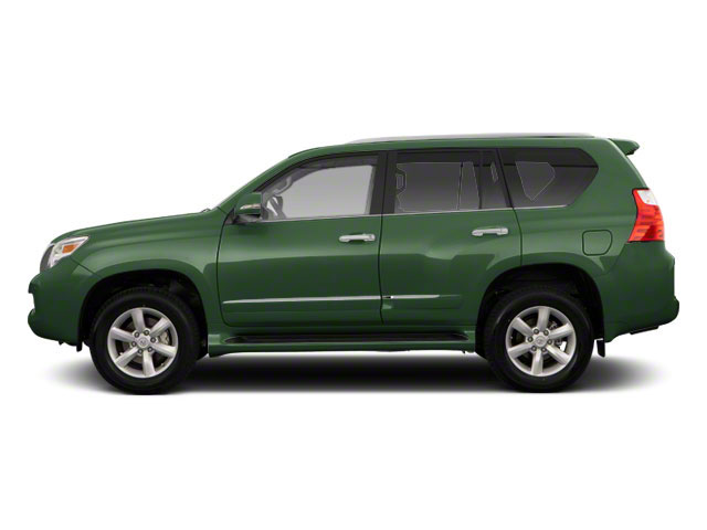 Peridot Mica 2010 Lexus GX 460 Pictures GX 460 Utility 4D 4WD photos side view