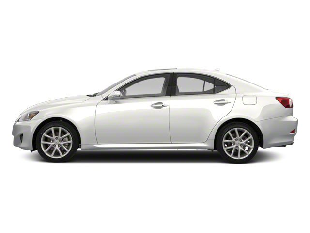 Starfire Pearl 2010 Lexus IS 250 Pictures IS 250 Sedan 4D IS250 photos side view