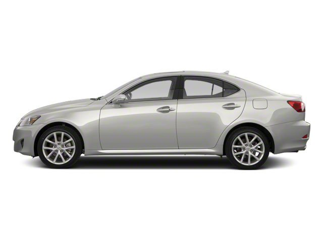Tungsten Pearl 2010 Lexus IS 250 Pictures IS 250 Sedan 4D IS250 photos side view