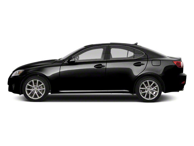 Obsidian 2010 Lexus IS 250 Pictures IS 250 Sedan 4D IS250 photos side view