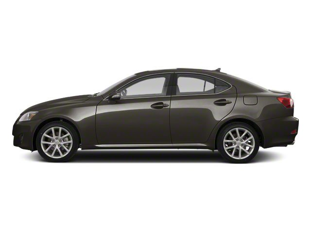 Truffle Mica 2010 Lexus IS 250 Pictures IS 250 Sedan 4D IS250 photos side view
